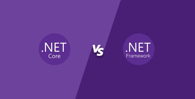 What are the benefits of .NET core vs .NET framework?